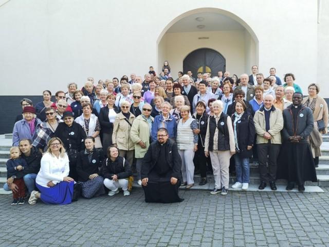 Zjazd pomocników mariańskich w Licheniu