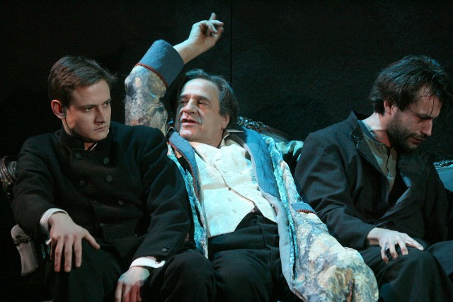 Bracia Karamazow Teatr Jaracza w Łodzi