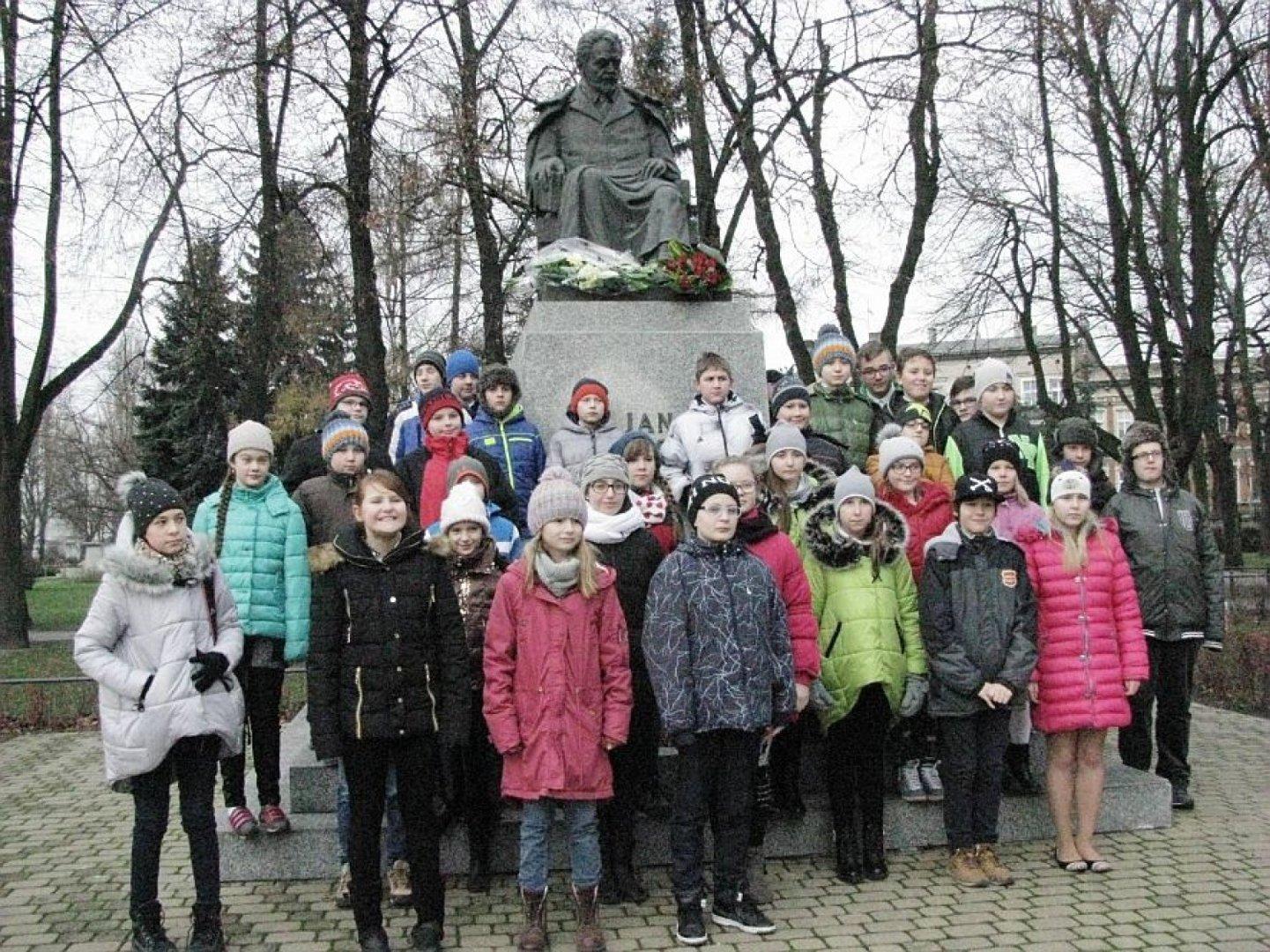 święto Patrona W Inowrocławskiej Podstawówce Inowrocław
