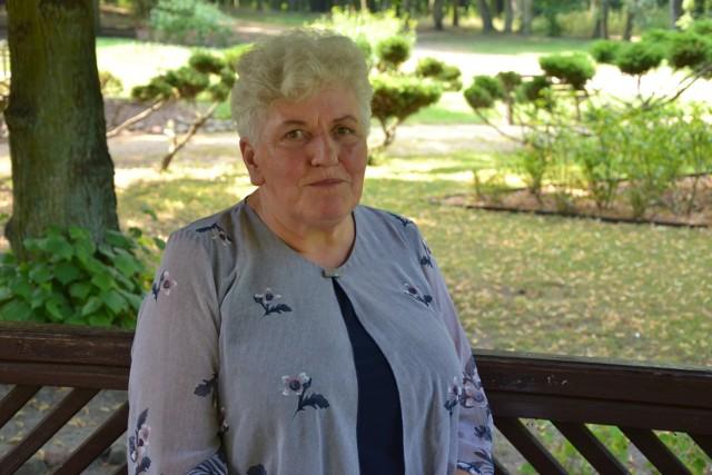 Anna Domeradzka jest radną w Lipnie. Przez 21 lat pracowała jako nauczycielka