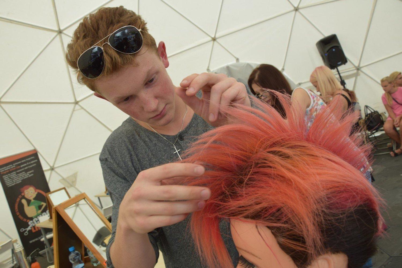 Fryzjerski Konkurs Im Antoinea W Sieradzu 2016 Rywalizowało 37