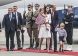 """""""Warszawski akt"""" na okładce """"The Sun"""". Dziecko książęcej pary zostało poczęte w Polsce?"""