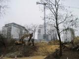 Przy ul. Północnej w Lublinie powstają nowe inwestycje mieszkaniowe. Zobacz zdjęcia