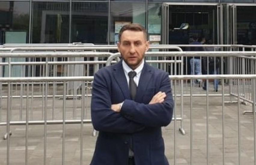 Marcin Pączka, współwłaściciel firmy Opak Szczecinek