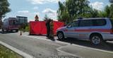 Śmiertelne potrącenie rowerzysty w Sycowie (13.8)
