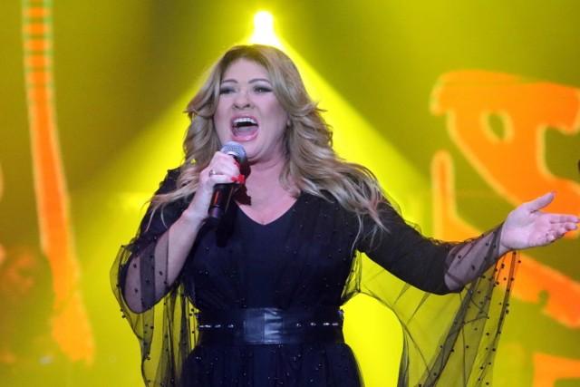 Beata Kozidrak zaśpiewa w sobotę.  Koncert rozpocznie się   o godz. 20.00
