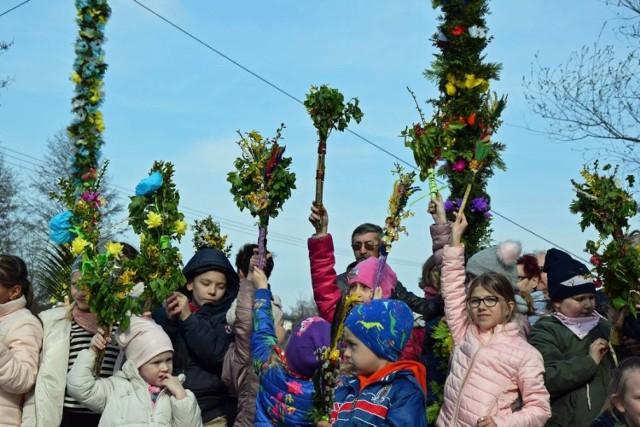 Za nami Festiwal Palmy Wielkanocnej w Mszanie
