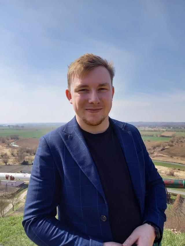Aleksander Peszka zajmie w Radzie Powiatu Chełmińskiego zwolnione miejsce przez Arkadiusza Stefaniaka