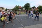 Dzień Dziecka w Koszęcinie ZDJĘCIA Atrakcje przy Domu Kultury, zawody wędkarskie dla najmłodszych na terenie GOSiR