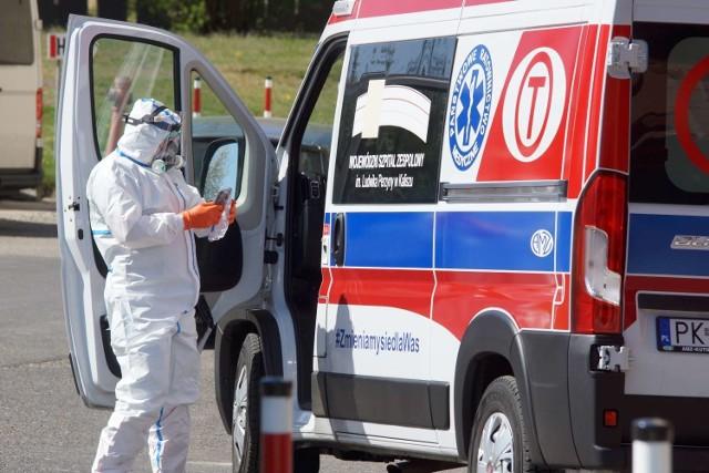 Spadła liczba zakażeń koronawirusem w Wielkopolsce. Ale wciąż jest ich dużo