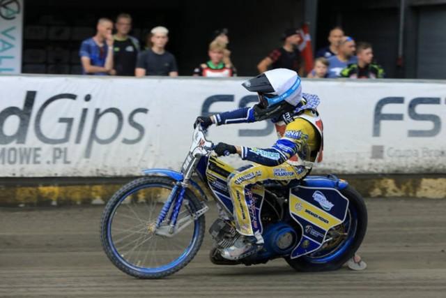 Oskar Paluch, żużlowiec Stali Gorzów, zdobył tytuł indywidualnego mistrza świata w klasie 250cc.
