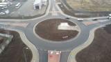 Rondo łączące zachodnią obwodnicę Zawiercia z DW 796 otwarte. Na drogach ma być mniejszy ruch