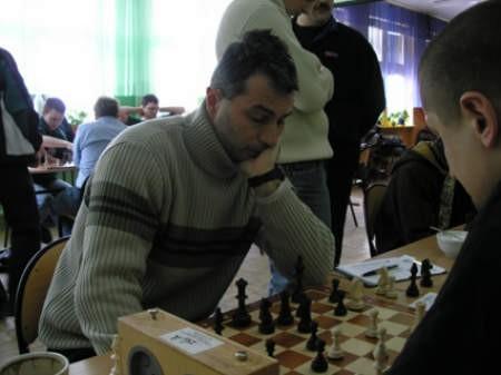 Albin Kiedrowski otrzymał nagrodę dla najlepszego zawodnika powiatu chojnickiego.