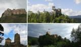 Zamki w dolinie Dunajca to jedne z najstarszych i najbardziej znanych warowni w Małopolsce. Znasz je wszystkie?