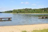 Gmina Wągrowiec. Plaża w Kobylcu przed sezonem. Jak wygląda popularne kąpielisko?
