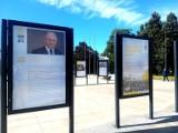 W centrum Lublina stanęła wystawa na 100-lecie urodzin Jana Pawła II