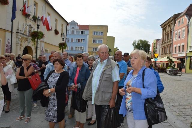 - Nie  zgodzimy się płacić więcej niż mieszkańcy miasta- mówiła w imieniu mieszkańców Mirostowic Dolnych Zofia Kimula.