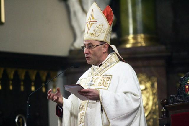 Prymas Polski, arcybiskup Wojciech Polak w Legnicy