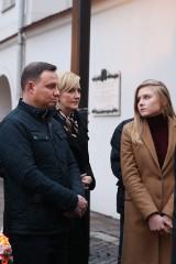 Kraków. Prezydent Duda na rezurekcji z harcerzami