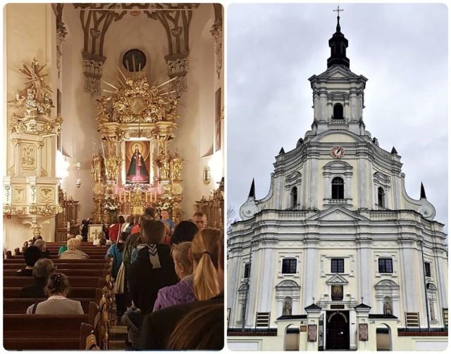Przejdź do galerii i zobacz zdjęcia na profilach użytkowników Instagrama z Sanktuarium Matki Bożej Kodeńskiej.