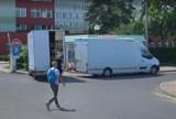Konin. Mieszkańcy złapani przez Google Street View, w różnych codziennych sytuacjach?