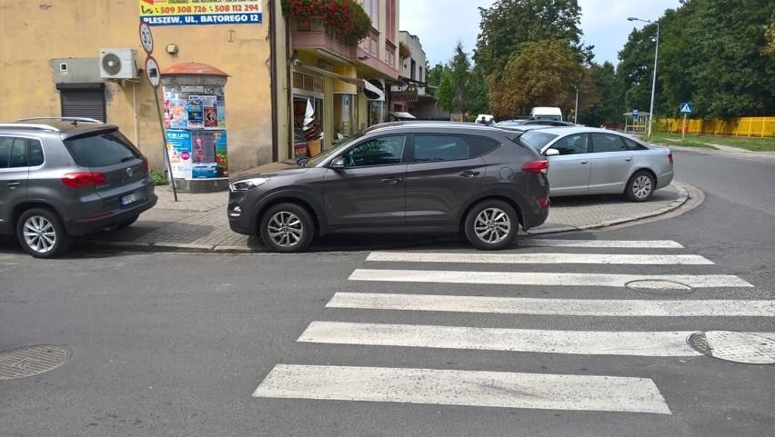Mistrzowie Parkowania w Pleszewie