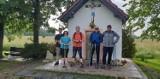 Pasjonaci nordic walking pielgrzymowali na Górę św. Anny