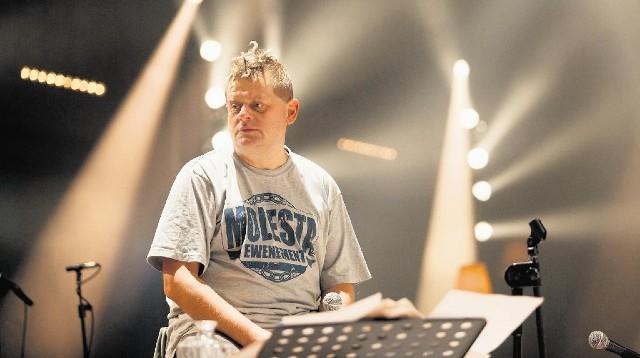 Premiera koncertu unplugged zespołu Kazika Staszewskiego  odbyła się w warszawskim Och-Teatrze