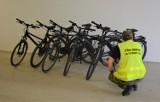Rowery skradzione na terenie Niemiec zatrzymano w Dorohusku