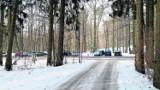 Trasa rowerowa na Górze Chełmskiej będzie z poślizgiem