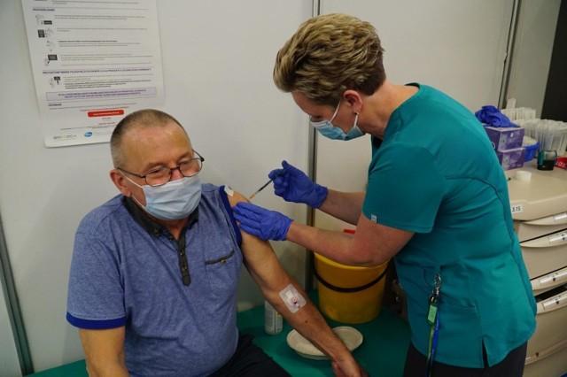 Punkt szczepień na MTP zostanie zawieszony.