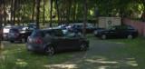 """Uczniowie """"Mickiewicza"""" w Lublińcu muszą się liczyć z kontrolami na parkingu przy cmentarzu"""