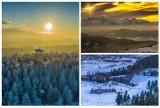 Beskid Sądecki. TOP 15 zimowych zdjęć z lotu ptaka. Sądecczyzna jest piękna o każdej porze roku [ZDJĘCIA]