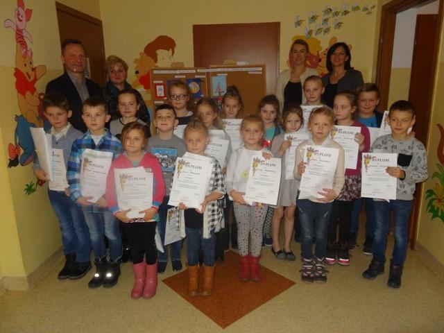 Konkurs na kartkę świąteczną odbył się w Ciepielewie