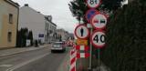 Ruszyły roboty na ulicy POW w Wieluniu. Są utrudnienia ZDJĘCIA
