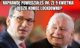 Nowy LOCKDOWN, nowe MEMY. Polska zamknięta, kościoły otwarte. Trzecia fala słabsza niż wiara