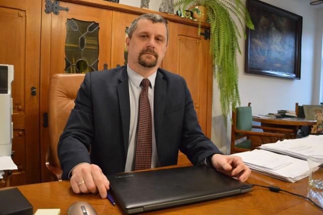 Maciej Kuszlik, prezes zarządu Kopalni Soli Bochnia