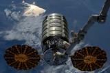 NASA wywołała kontrolowany pożar w kosmosie