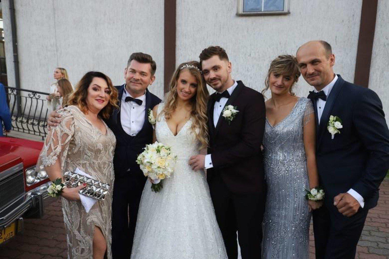 ślub Syna Króla Disco Polo Zenka Martyniuka Daniel Martyniuk I