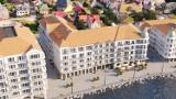 Duża inwestycja w Darłowie. Powstają apartamenty z widokiem na morze