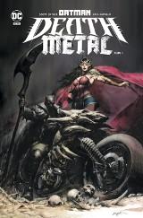 Egmont Komiksy Nowości Wrzesień 2021 [ZAPOWIEDZI]  Batman Świat, Batman Death Metal, Injustice i Hulk Nieśmiertelny. Co jeszcze?