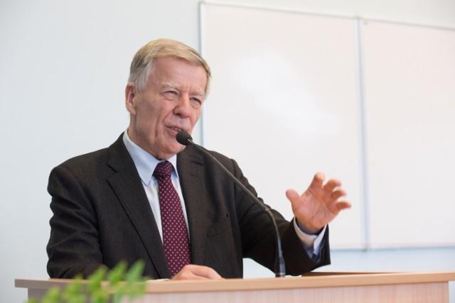 Profesor Miodek przyjedzie do Poznania o opowie o poprawnej polszczyźnie