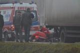 Sprawca śmiertelnego wypadku w Przybysławicach stanie przed sądem [ZDJĘCIA]