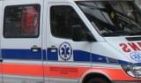 Dwunastoletnia dziewczynka potrącona na przejściu dla pieszych w Końskich