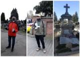 W Kraśniku kwestują hybrydowo. Trwa akcja Kraśnickiego Towarzystwa Regionalnego na rzecz odnowy zabytkowych nagrobków