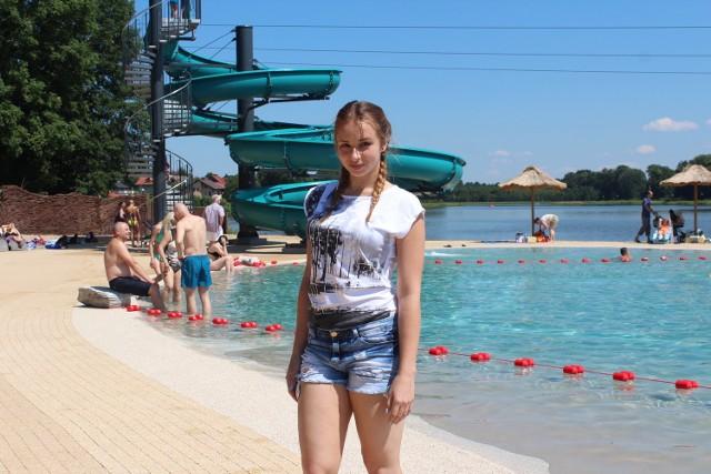 Basen Molo w Osieku. Joanna Kasperek.