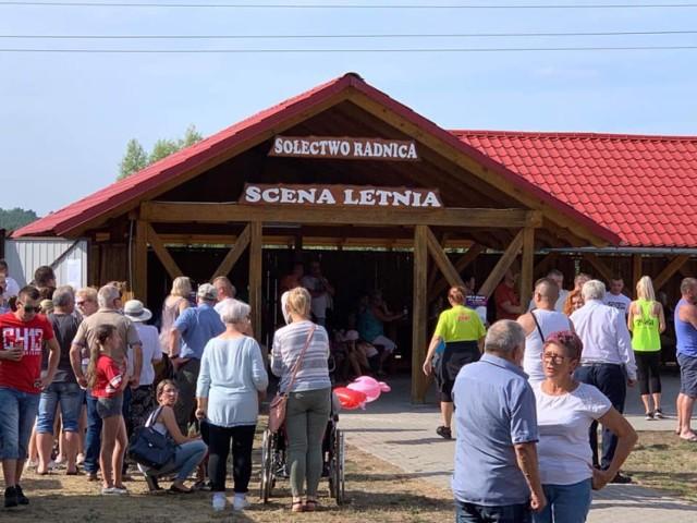 Dwa lata temu odbył się rodzinny festyn charytatywny w Radnicy.