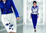 Moda 2021. Marka Liz Malraux Couture najnowszą kolekcję wiosna-lato 2021 prezentowała w Chróstach Wysińskich