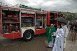 Pieniny: Strażacy ochotnicy z Krościenka mają nowy wóz