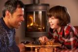 Zabawy dla dzieci na długie, zimowe wieczory